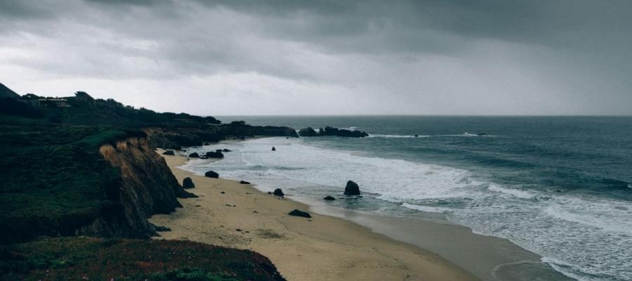 sea-nature-beach-clouds